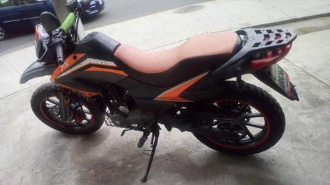 Moto empire Tx 2012