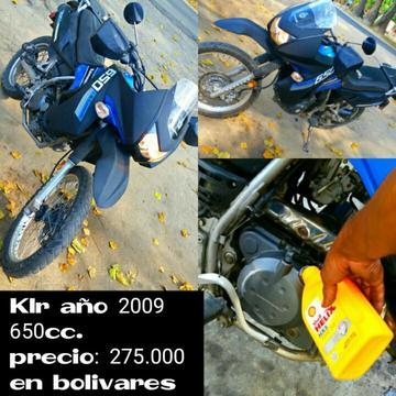 650cc Rotulado Personalizado Klr Kawasak