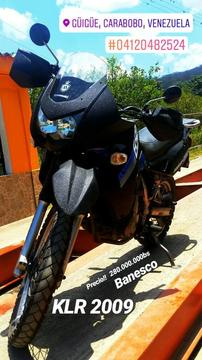 Kawasaki 650 Rotulada Klr para Viajar