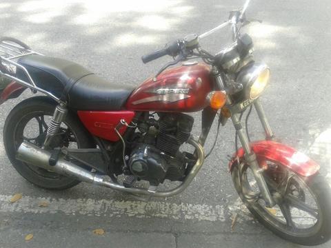 Vendo Moto Owen Usada 2010