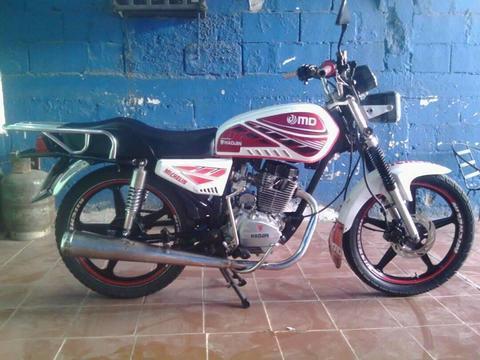 Se Vende Moto Md Haojin 2012 Como Se Ve En Las Imagenes Bonita