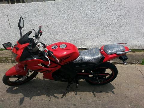Bella Moto Bera R1 Solo Cambios