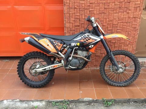 Moto Ktm 250Cc Enduro
