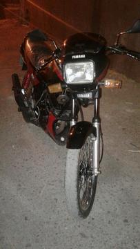 Moto Rxz 135 Modelazo
