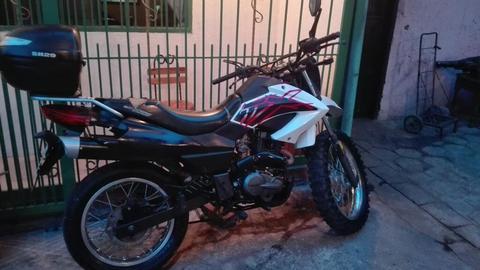 Moto Tx 2012 Excelente Condiciones