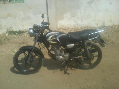 Moto Bera Modelo BR200 2009