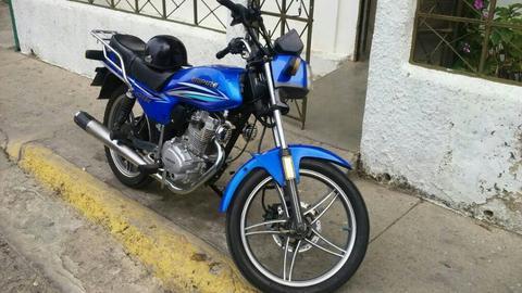 Vendo La Moto Tal Cual Como Esta en La F