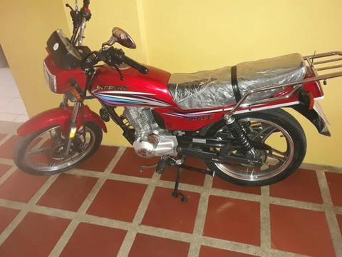 Vendo Mi Moto Horse