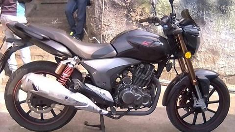 moto RKV año 2013, unico dueño