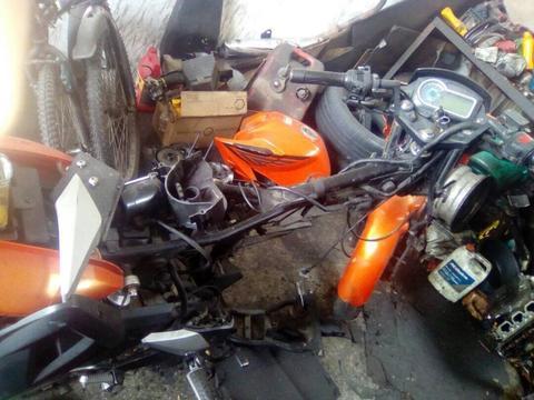 Moto Brz 200