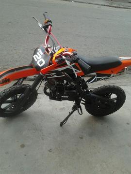 Vendo Mini Moto 50cc