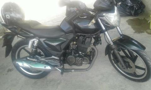 Moto Arsen 2 Pocos Detalles
