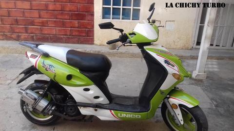 vendo moto unico 150