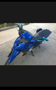 Moto Guasare Semiautomatica