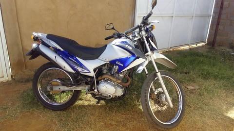Moto LECHUZA 200cc