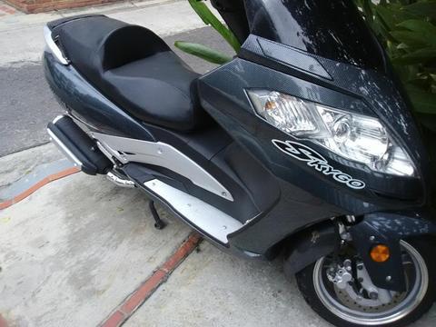 Sky Go Executive 250 Moto Automática