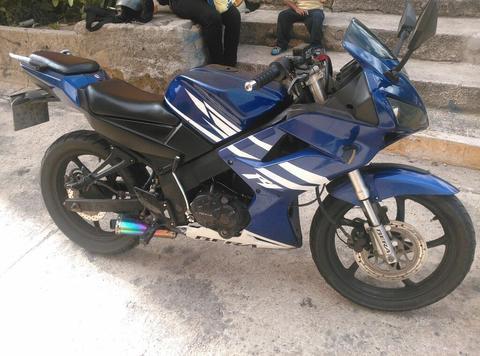 Cambio Mi R1 Bera 2013