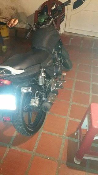 Moto Empire Keeway, Speed 200