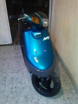 Yamaha Aprio como nueva