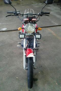 Vendo Moto Haojin Md