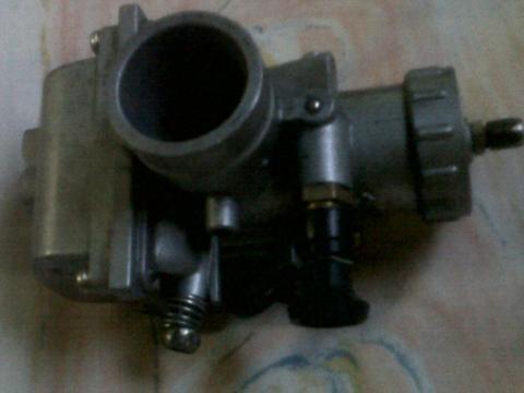 venta de carburador para RX 125 NUEVO DE PAQUETE