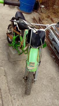 Motos kx 80 y 65