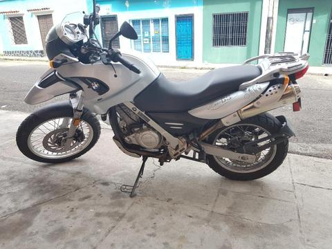 Moto Bmw F650gs 07 650