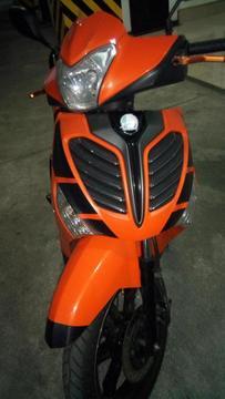 Moto particular