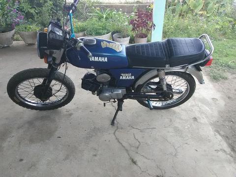 Dx100 Yamaha 2 Tiempos