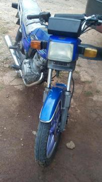 moto empire horse