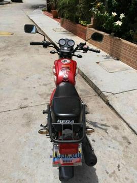 Moto bera 150 usada