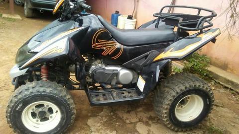 Vendo Moto Keeway 4 Ruedas 250cc