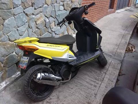 REMATO MOTO EMPIRE KEEWAY.!!!