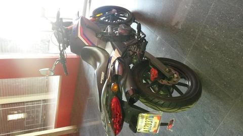 vende moto tx 2014