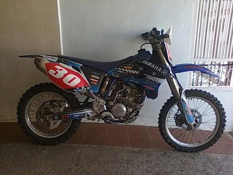 Wr250f Año 2006 en Tinaquillo