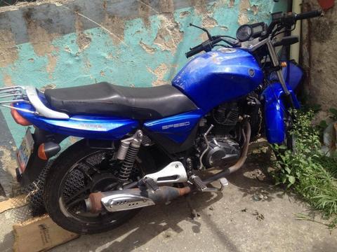 MOTO SPEED 200 CC AÑO 2011 MAS INFO AL 04125922742