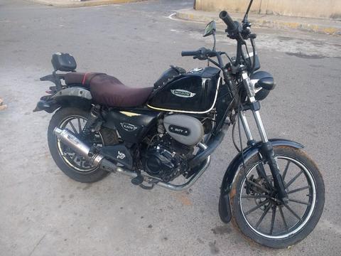 Moto Um Nitrox Duty 150cc