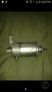Motor de Arranque Vstrom Suzuki