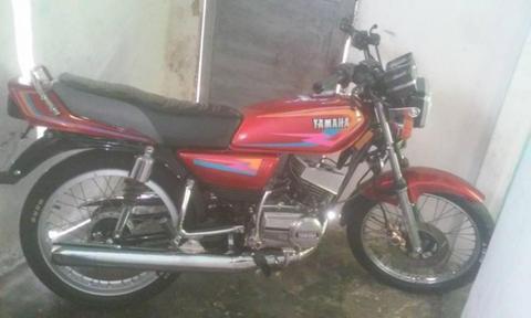 Yamaha rx 115 Caracas. vendo o cambio lea bien