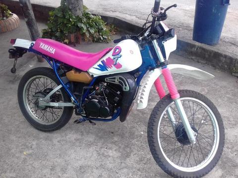moto YAMAHA DT 175