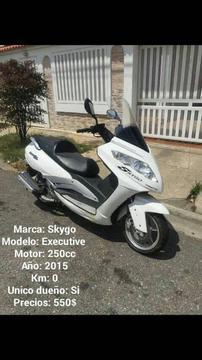 Moto skygo año 2015. 0km. Info :04244704720