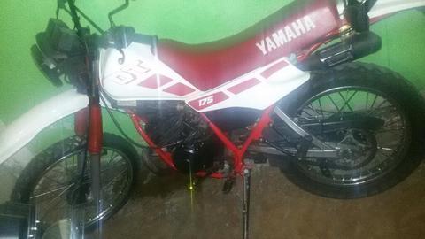 Dt 175 Yamaha Unico Dueño
