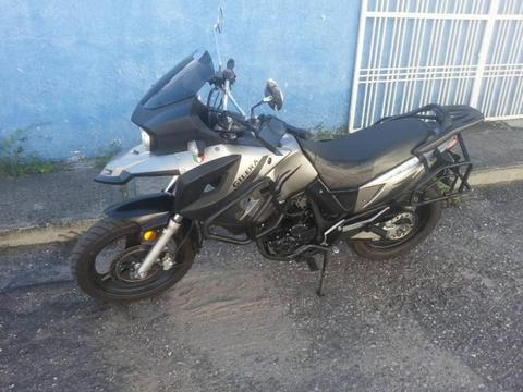 MOTO GILERA ITALIAN 400cc