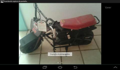 Moto para Niños Importada 80cc