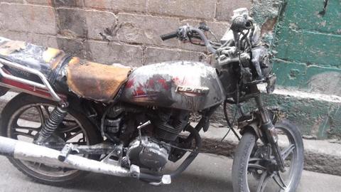 Moto Chocada Horse1