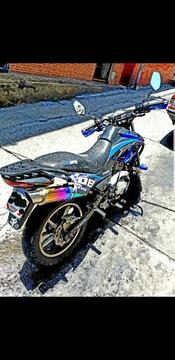 Moto Empire Tx 200 Modificado