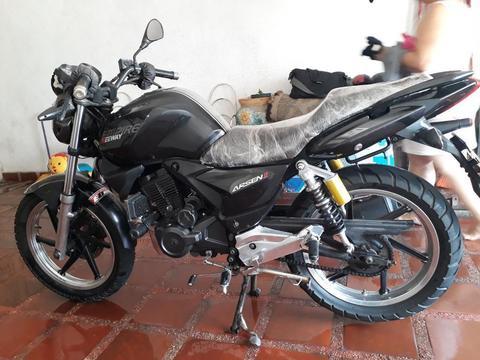Moto Empire Arsen 2