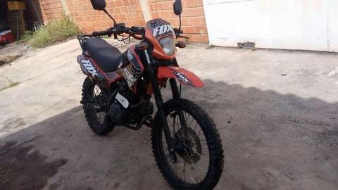 Moto Enduro Um 150 Modelo Dsr