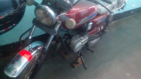 Rx 100 Motor 115 Ojo Solo Hay Que Rectif